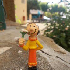 Figuras de Goma y PVC: FIGURA PVC COMICS SPAIN OLIVIA PERFETO ESTADO DE PINTURA. Lote 268808144