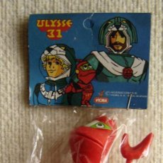Figuras de Goma y PVC: MUÑECO ROBOT NONO DE ULISES ULYSES 31. ORIGINAL DE VICMA. MADE IN SPAIN. MUY DIFÍCIL DE CONSEGUIR. Lote 268811429
