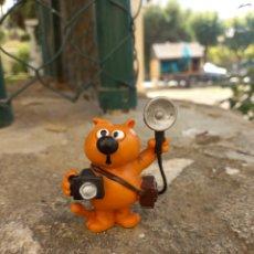 Figuras de Goma y PVC: FIGURA DE PVC COMICS SPAIN ISIDORO EN BUEN ESTADO DE CONSERVACIÓN. Lote 268811794