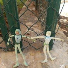 Figuras de Goma y PVC: FIGURA DE PVC FLEXIBLES ULISES DE VICMA TAL Y COMO SE VEN. Lote 268818044
