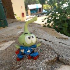 Figuras de Goma y PVC: FIGURA DE PVC SNORKEL SCHLEICH BUEN ESTADO. Lote 268823384