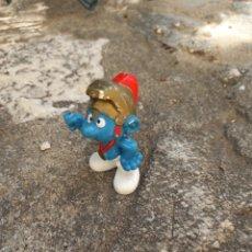 Figuras de Goma y PVC: FIGURA DE PVC PITUFO. Lote 268829349