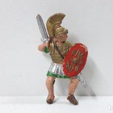Figuras de Goma y PVC: LEGIONARIO ROMANO PARA CABALLO . FIGURA REAMSA Nº 170 . SERIE LEGIONES ROMANAS . ORIGINAL AÑOS 60. Lote 268830904