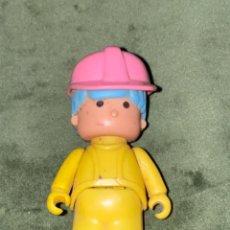 Figuras de Goma y PVC: ANTIGUA FIGURA MUÑECO PONYPON PIN Y PON. Lote 268856999