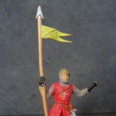 Figurines en Caoutchouc et PVC: REAMSA CRUZADOS MEDIEVAL REF 128. Lote 268869904