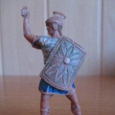 Figuras de Goma y PVC: FIGURA ANTIGUA SOLDADO ROMANO O CARTAGINES ( PECH , JECSAN , REAMSA , OLIVER , COMANSI , ETC). Lote 268878854