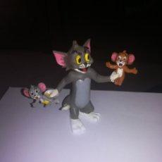 Figuras de Goma y PVC: TOM Y JERRY FIGURA DE PVC AÑOS 80 COMICS SPAIN. Lote 268945949
