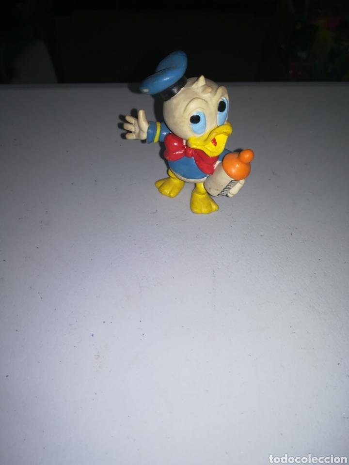 WALT DISNEY FIGURA DE PVC AÑOS 80 DONALD BABY COMICS SPAIN (Juguetes - Figuras de Goma y Pvc - Comics Spain)