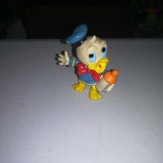 Figuras de Goma y PVC: WALT DISNEY FIGURA DE PVC AÑOS 80 DONALD BABY COMICS SPAIN. Lote 268951304