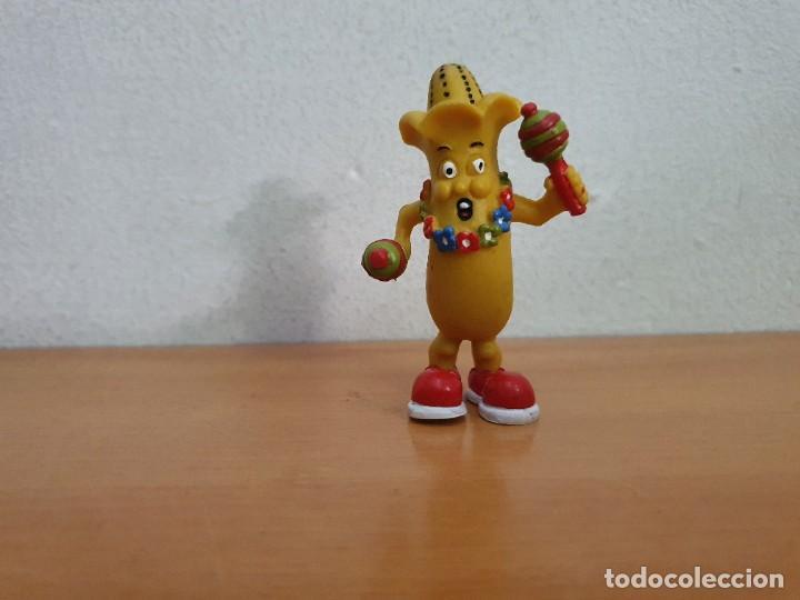FIGURA PVC PANDILLA VEGETAL (Juguetes - Figuras de Goma y Pvc - Comics Spain)