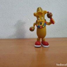 Figuras de Goma y PVC: FIGURA PVC PANDILLA VEGETAL. Lote 268957149