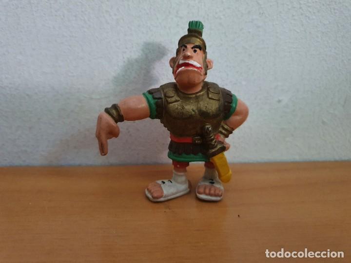FIGURA PVC SOLDADO ASTERIX (Juguetes - Figuras de Goma y Pvc - Comics Spain)