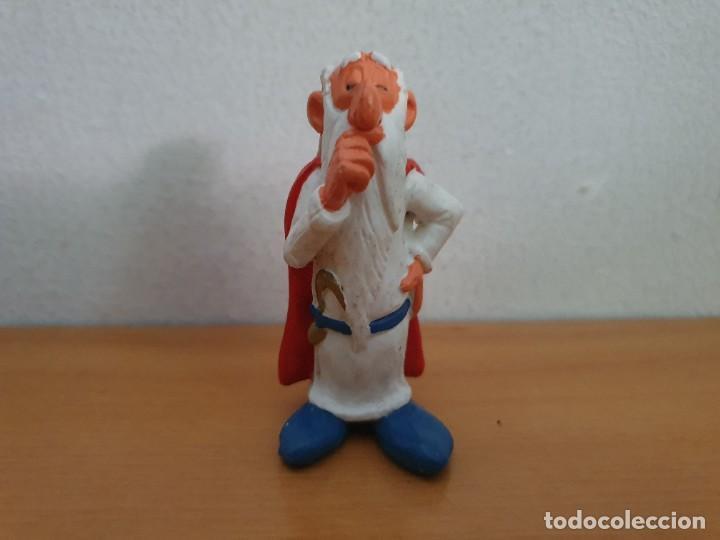 FIGURA PVC DRUIDA ASTERIX (Juguetes - Figuras de Goma y Pvc - Comics Spain)