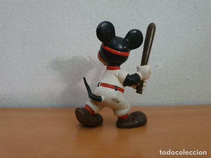 Figuras de Goma y PVC: Figura PVC Mickey Mouse BaseBall - Foto 2 - 268957764