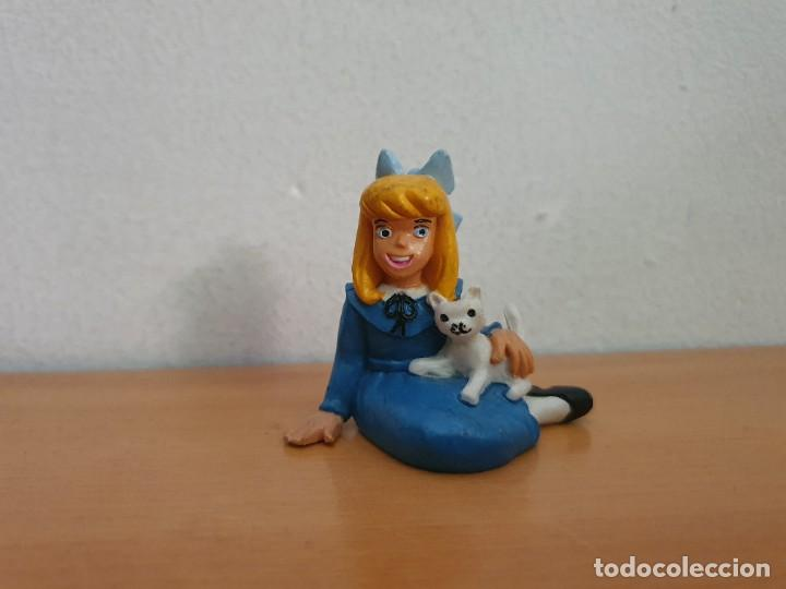 FIGURA PVC CLARA HEIDI (Juguetes - Figuras de Goma y Pvc - Comics Spain)