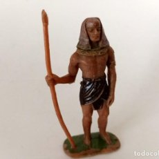 Figuras de Goma y PVC: FIGURA EGIPCIO JECSAN. Lote 268976659