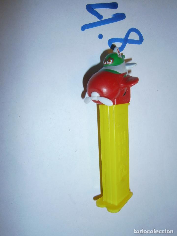 DOSIFICACOR PEZ AVIONETA (Juguetes - Figuras de Gomas y Pvc - Dispensador Pez)