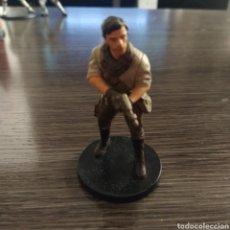 Figuras de Goma y PVC: FIGURA POE DAMERON STAR WARS EURODISNEY. Lote 268978914