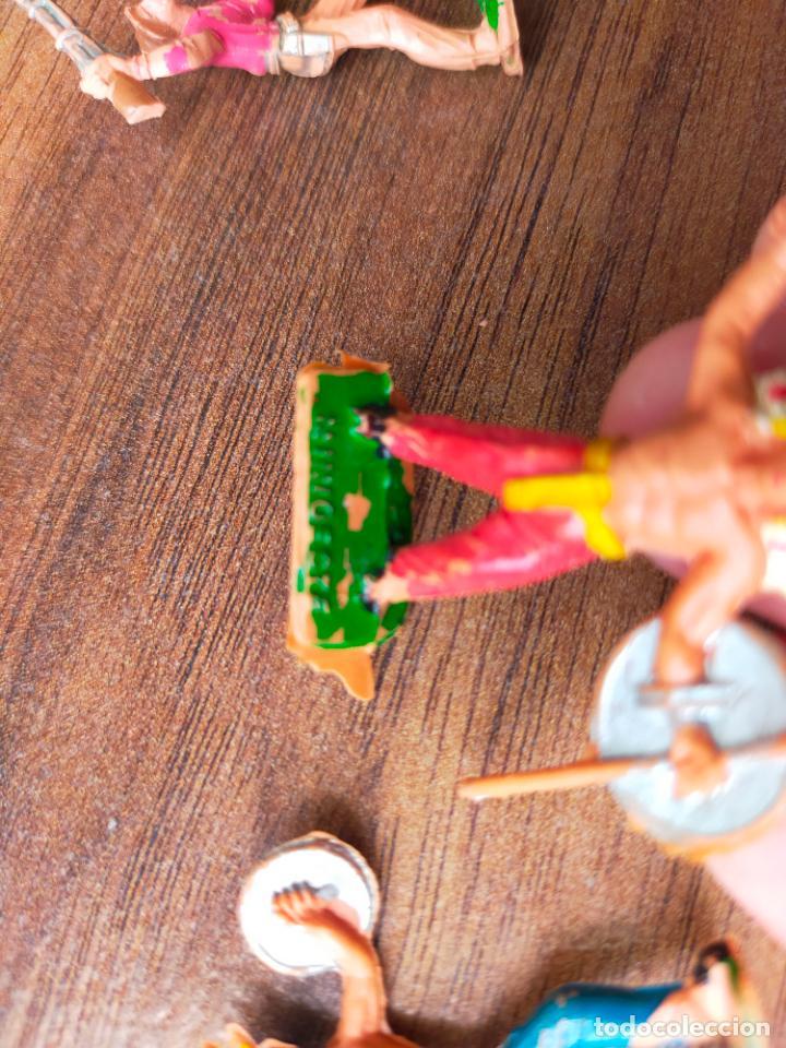Figuras de Goma y PVC: LOTE MINIOESTE COMANSI - Foto 16 - 268980844