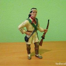 Figuras de Goma y PVC: WILD WEST. Lote 269037069