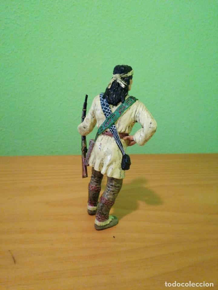 Figuras de Goma y PVC: Wild west comansi. TECUMSEH - Foto 2 - 269037069