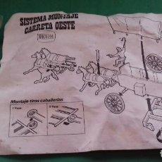 Figuras de Goma y PVC: FIGURAS Y SOLDADITOS PARA DIFERENTES CTMS - 14083. Lote 269110783