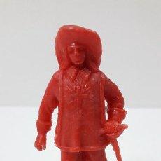 Figuras de Goma y PVC: MOSQUETERO . SERIE MOSQUETEROS . REALIZADO POR JECSAN . AÑOS 60 / 70. Lote 269114278