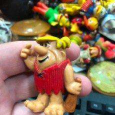 Figurines en Caoutchouc et PVC: ANTIGUO MUÑECO GOMA PVC - LOS PICAPIEDRAS BULLY 1983 - MEDIDA 5 CM. Lote 269131063