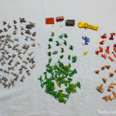 Figuras de Goma y PVC: LOTE VARIADO MONTAPLEX. Lote 269134908