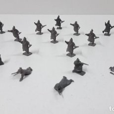 Figuras de Goma y PVC: LOTE DE SOLDADITOS MONTAPLEX - ARABES / BEDUINOS . AÑOS 70 / 80. Lote 269151638