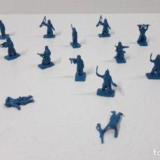 Figuras de Goma y PVC: LOTE DE SOLDADITOS MONTAPLEX - LEGION FRANCESA . AÑOS 70 / 80. Lote 269151918