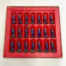 Figuras de Goma y PVC: NUEVO LISTING: DESFILE COMPLETO. SOLDADOS REAMSA. 1970'S BUEN ESTADO.. Lote 269194793