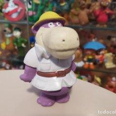 Figuras de Goma y PVC: OCASION COLECCIONISTAS MUÑECO FIGURA GOMA PVC AÑOS 80 MINILAND DIBUJOS ANIMADOS PEPE PÓTAMO. Lote 269275643