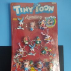Figuras de Goma y PVC: NO COMICS SPAIN,BLISTER DE LOS TINYTOON ADVENTURES,STAR TOYS,SIN ABRIR. Lote 269279428