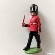 Figuras de Goma y PVC: FIGURA GUARDIA REAL INGLESA REAMSA GOMA. Lote 269321508