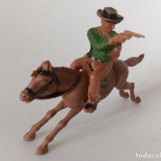 Figuras de Goma y PVC: FIGURA VAQUERO REAMSA. Lote 269321588