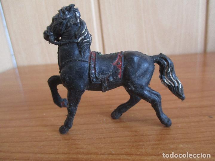 Figuras de Goma y PVC: FIGURA ANTIGUA CABALLO LAFREDO ( PECH , JECSAN , REAMSA , COMANSI , ETC) - Foto 2 - 269359183