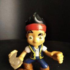 Figuras de Goma y PVC: JAKE Y LOS PIRATAS DE NUNCA JAMAS - SERIE TV. MARCA: DISNEY. Lote 269369408