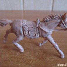 Figuras de Goma y PVC: FIGURA ANTIGUA CABALLO ( PECH , JECSAN , REAMSA , COMANSI , LAFREDO, ETC). Lote 269375613
