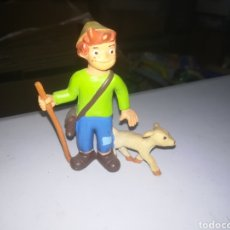 Figuras de Goma y PVC: PEDRO AMIGO DE HEIDI FIGURA DE PVC AÑOS 80 COMICS SPAIN. Lote 269473878