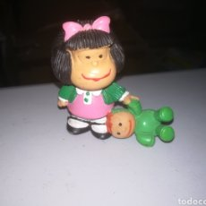 Figuras de Goma y PVC: COMICS SPAIN FIGURA DE PVC AÑOS 80 MAFALDA. Lote 269474243