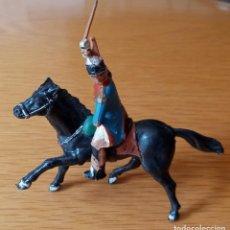 Figurines en Caoutchouc et PVC: REAMSA SOLDADO NAPOLEÓNICO CABALLERÍA FRANCIA REF. 255. Lote 269497888