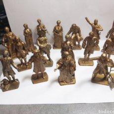 Figure di Gomma e PVC: LOTE 16 FIGURAS MOKAREX PLASTICO RIGIDO. Lote 269499023