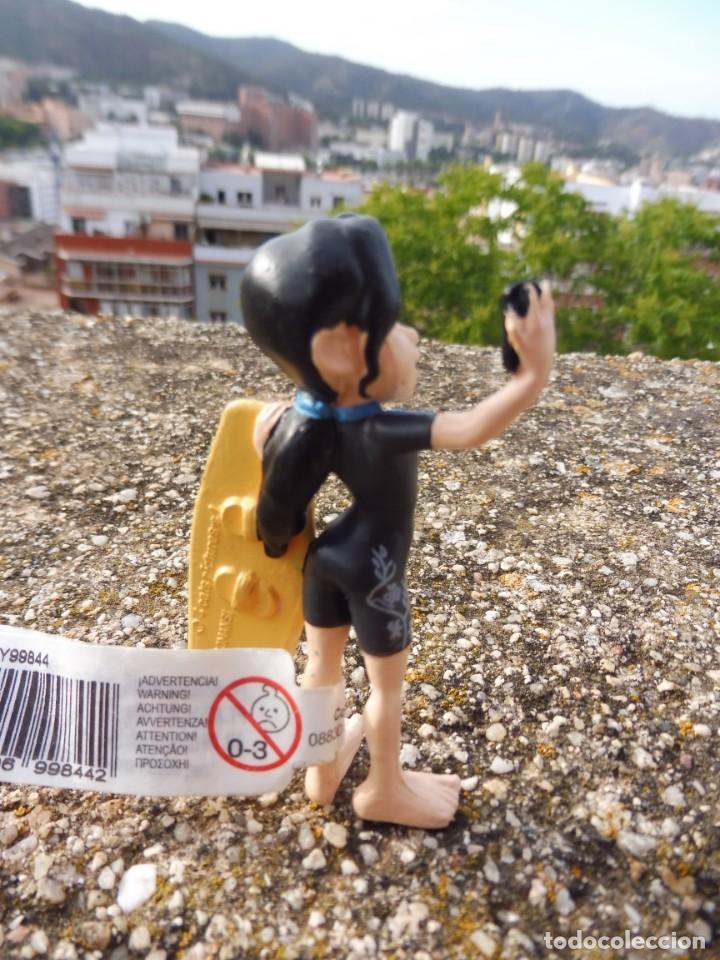 Figuras de Goma y PVC: Comansi figura goma hotel transilvania Mavis hija de Drácula con etiqueta, 2015 - Foto 3 - 269626323