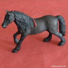 Figuras de Goma y PVC: CABALLO NEGRO - SCHLEICH. Lote 269703898