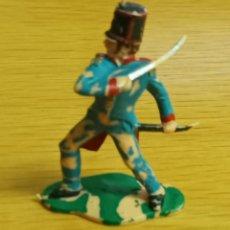 Figurines en Caoutchouc et PVC: REAMSA SOLDADO NAPOLEÓNICO ESPAÑOL REF. 237. Lote 269757613