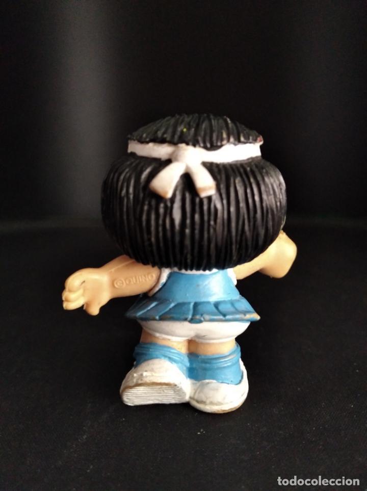 Figuras de Goma y PVC: MAFALDA TENISTA - FIGURA PVC - COMICS SPAIN - Foto 2 - 269844733