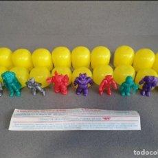 Figuras de Goma y PVC: PACK COLECCION COMPLETA DUNKIN - MAZINGER Z (9 FIGURAS). Lote 270243883