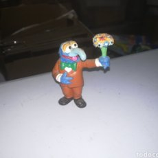 Figuras de Goma y PVC: COMICS SPAIN FIGURA DE PVC AÑOS 80 GONZO SERIE MUPPETS TELEÑECOS. Lote 270367548