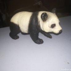 Figuras de Goma y PVC: SCHLEICH FIGURA DE PVC OSO PANDA SERIE ANIMALES SALVAJES ZOO. Lote 270377618